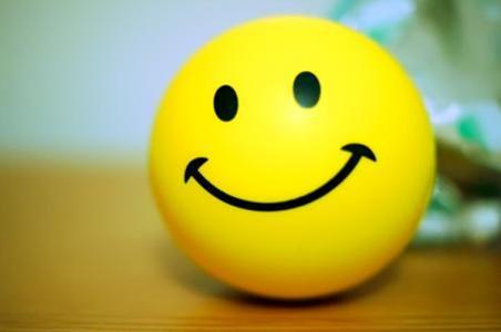 每天给自己一个微笑
